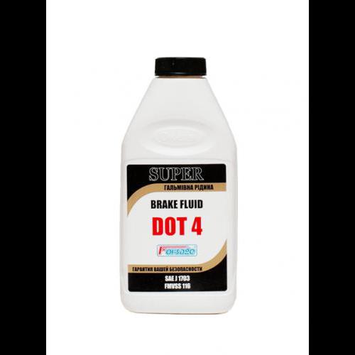 Тормозная жидкость Forsage DOT-4 0,4л (Океан 0,4 л)