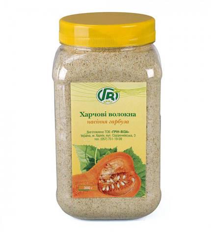 Пищевые волокна семян тыквы, Грин Виза, 300 г, фото 2