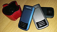Samsung F688 раскладушка с сенсорным экраном на 2 сим-карты +колонка в подарок