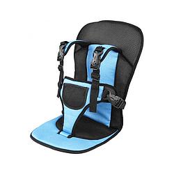 Детское бескаркасное автокресло Multi Function Car Cushion