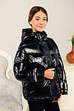 Весенняя короткая куртка для девочки (расцветки в ассортименте) р-ры 134,140,146,152,158, фото 6