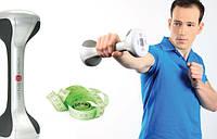 Виброгантель для фитнеса Adonis Casada на 2 кг