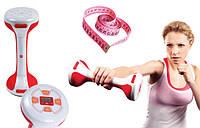Виброгантель для фитнеса Olympia