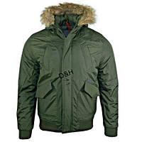 Куртка бомбер Alpha, производства  CARTER & RISE (Великобритания).  Куртка пилот, Куртка аляска., фото 1