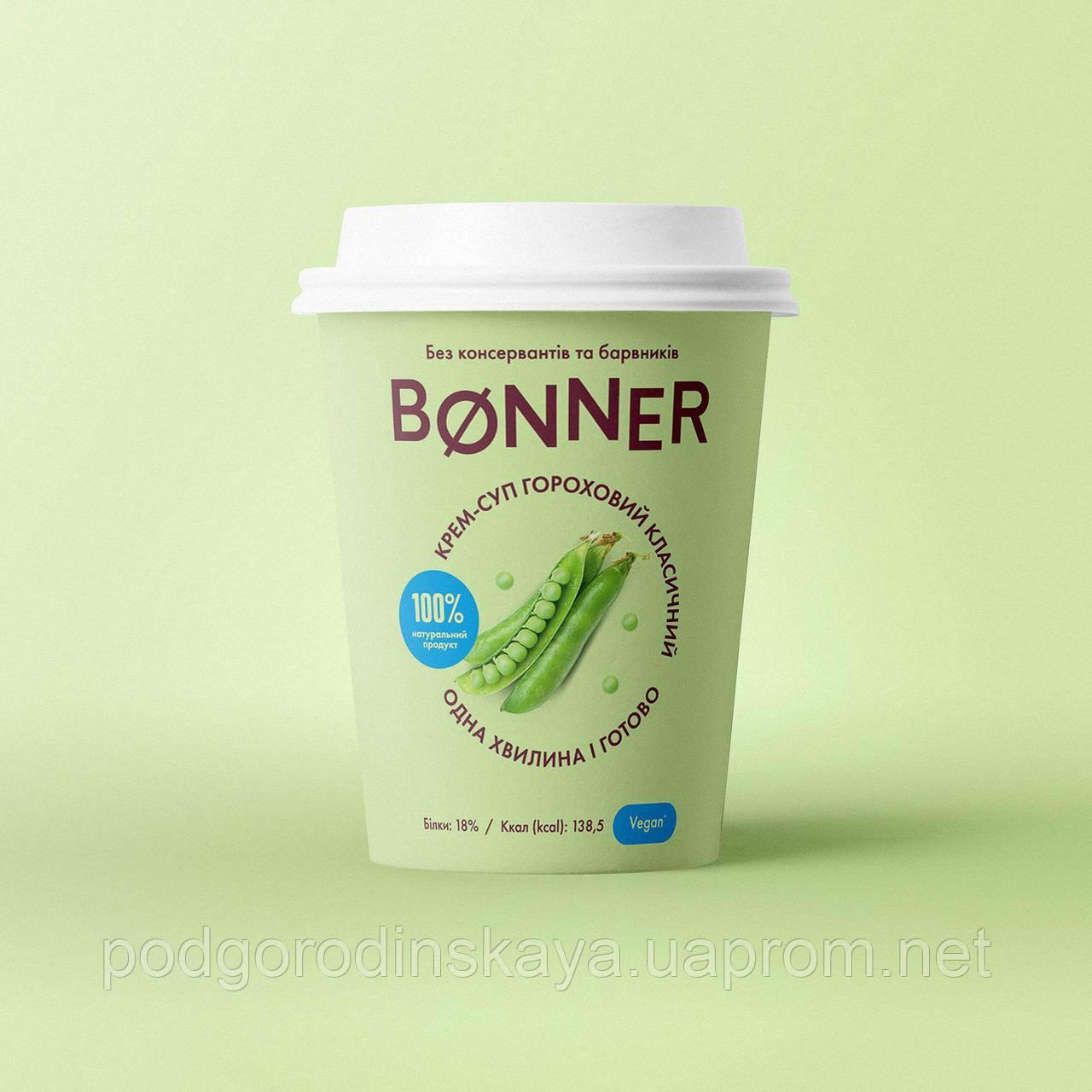 Крем-суп гороховый класический, 50г ТМ Bonner
