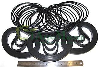 Упл.кольца гильз двигателя ЯМЗ-240 (м/к) К-701, К-702
