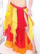 Костюмы, аксессуары для фламенко, латины и восточных танцев.