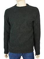 Стильний чоловічий светр Ferraro 4105-B Haki кольору хакі