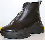 Ботинки женские демисезонные кожаные от производителя модель КА100, фото 2
