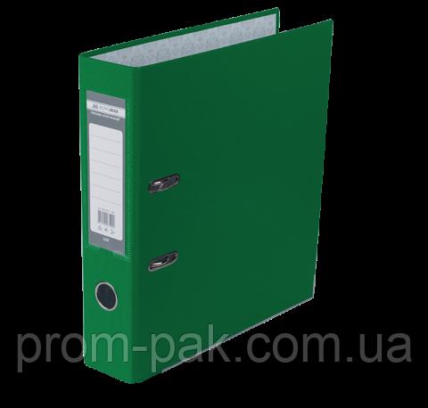 Реєстратор одност. JOBMAX А4, 70мм PP, зелений, збірний