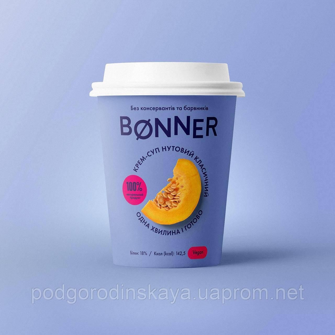 Крем-суп нутовый класический, 50г ТМ Bonner