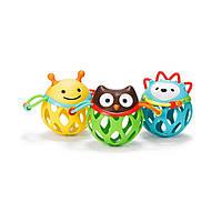 Развивающий шар Погремушка Skip Hop Совенок 303100 ТМ: Skip Hop