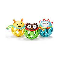 Развивающий шар Погремушка Skip Hop Ежик 303101 ТМ: Skip Hop