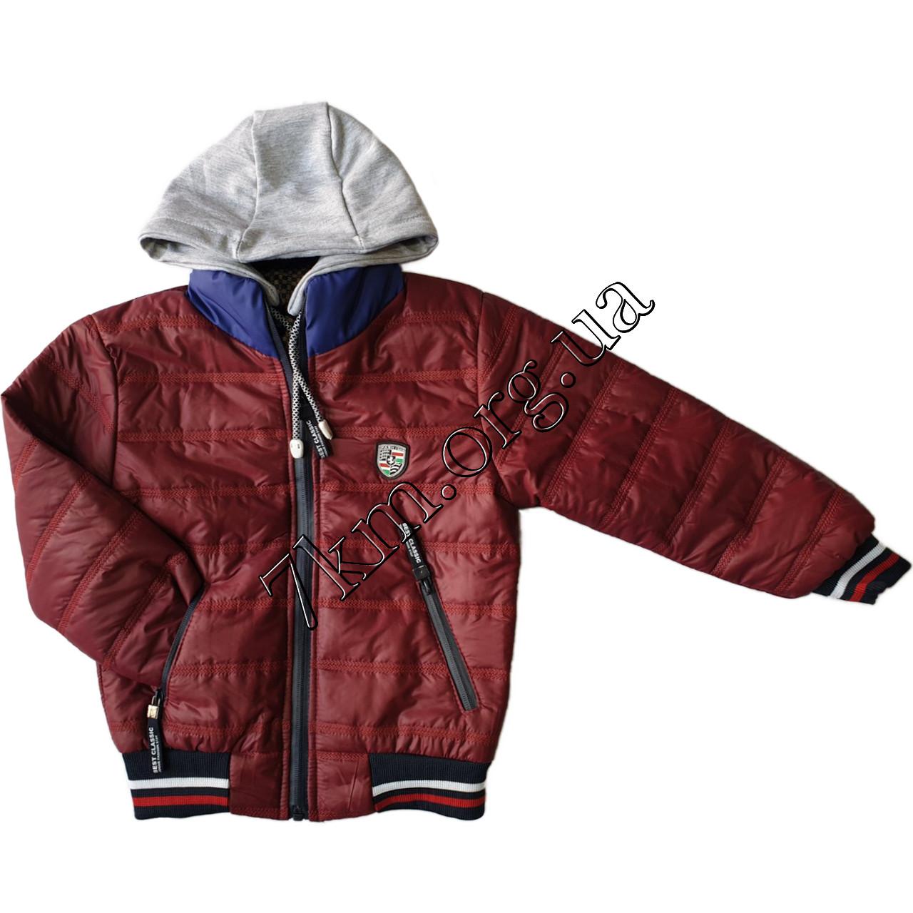 Куртка детская оптом для мальчиков 1-5 лет 210101-1
