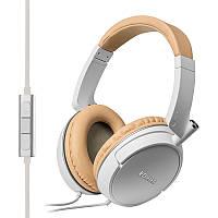Навушники Edifier P841 White з мікрофоном