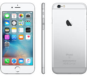 СмартфонApple iPhone 616 Гб (Silver) Refurbished neverlock (айфон неверлок оригинал)