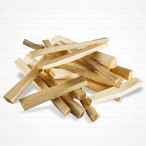 Соснова скіпка (для розпалювання брикетів) Розпалювач, Розтоплення