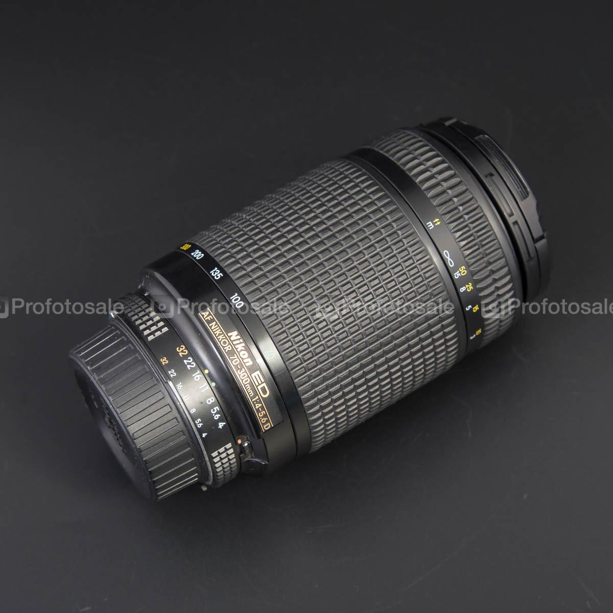 Nikkor AF 70-300mm 1:4-5.6 D ED AF