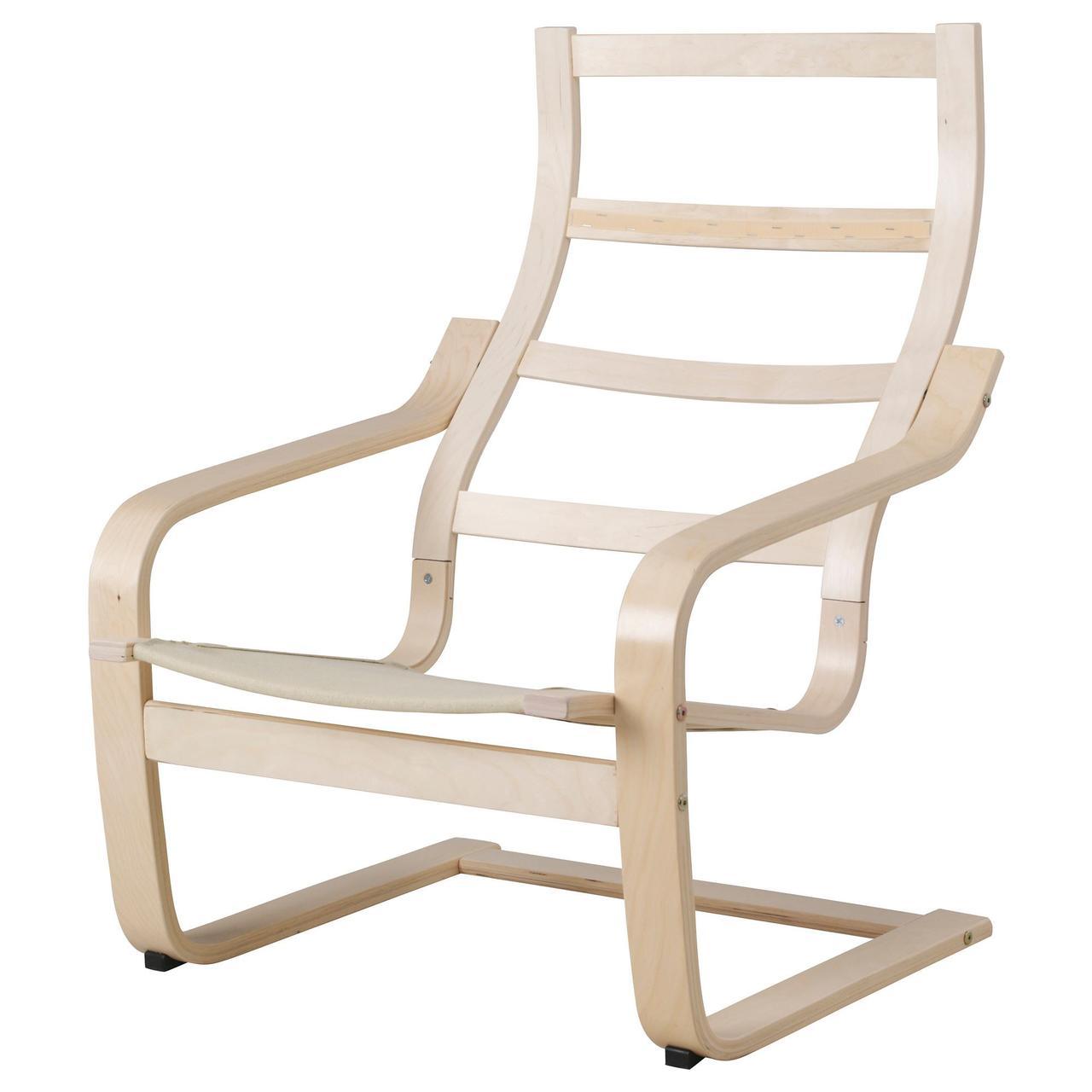 Каркас кресла IKEA POÄNG 813.058.07
