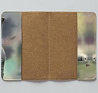 "Обкладинка на паспорт ""Дедпул"", Обложка для паспорта экокожа ""Дэдпул. Ярость"" 371, фото 3"