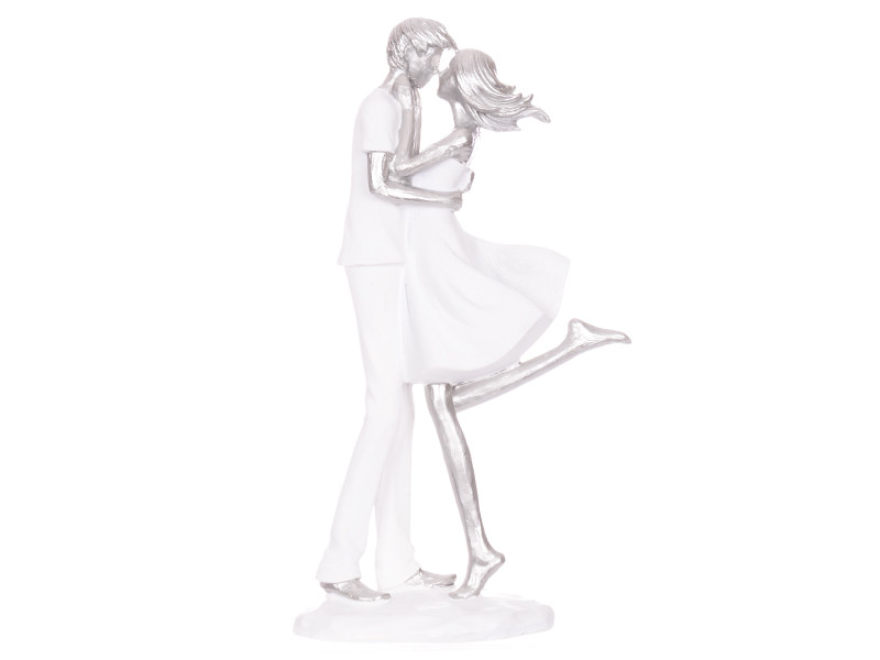 """Фигурка декоративная """"влюбленные"""" 15х7х25 см, Lefard, 192-035"""