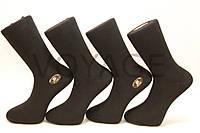 Стрейчевые мужские носки STYLE с хлопка, кеттельный шов, фото 1