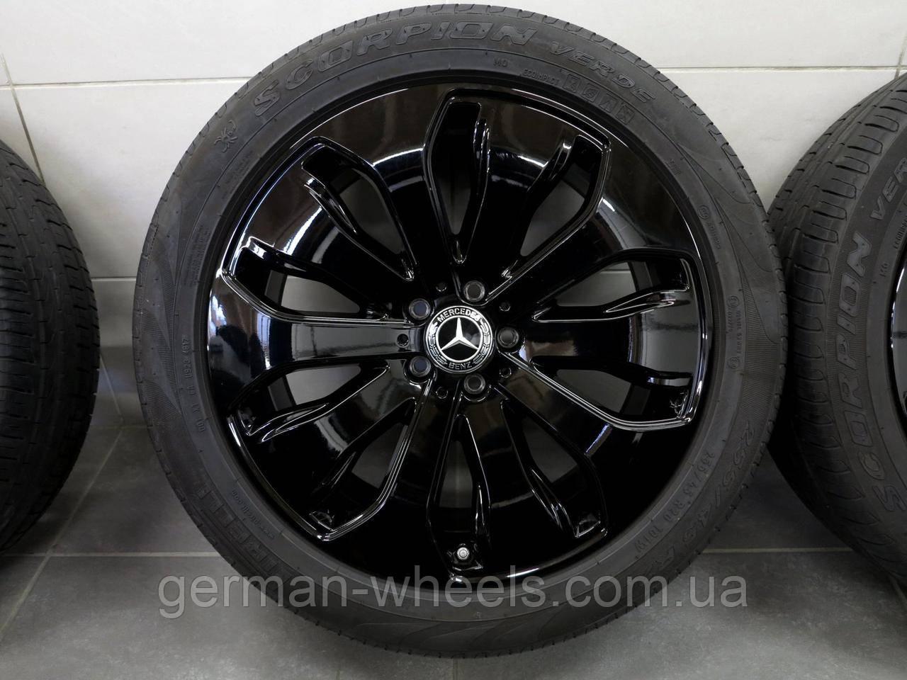 Оригинальные диски R20 Mercedes EQC W293