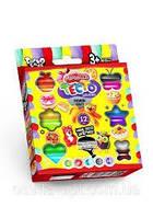 """Набір креативної творчості """"Тісто для ліпки """"Master Do"""" коробка 12 кольорів*20г"""