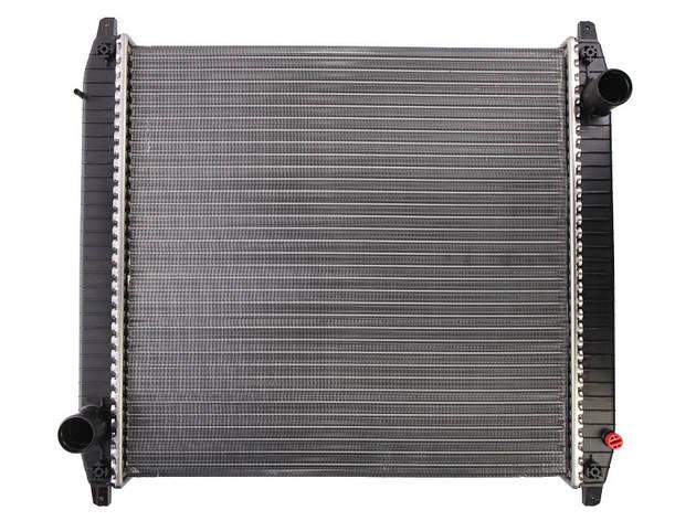 Радиатор, охлаждение двигателя IVECO EUROCARGO (8MK376 721-721/500380655), фото 2