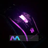 Игровая мышка Optical Mouse C5 с LED подсветкой 3200 dpi USB 2.0 геймерская и компьютерная мышь черная, фото 1