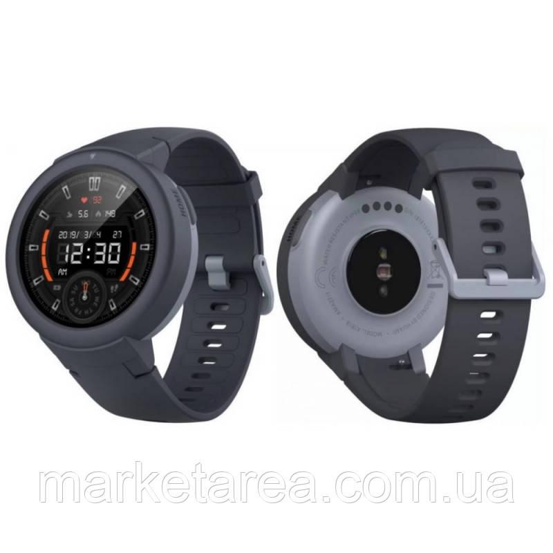 Смарт часы Smart Watch Amazfit Verge Lite Shark Grey