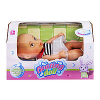 Плавающий пупс Warm Baby Floating doll Белый (WZJ021A-1)