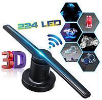 3D голографический проектор вентилятор DISPLAMAX Black