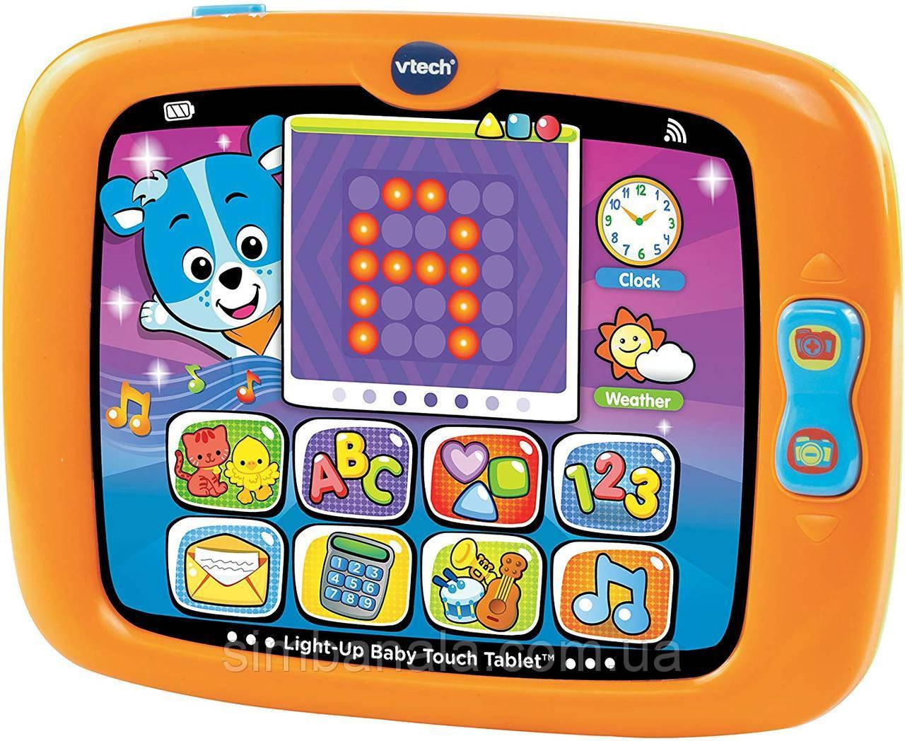 Детский планшет с сенсорным экраном от Vtech, США