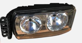 Фара головного світла р/керування LH Iveco Stralis, Eurocargo