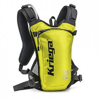 Гидро-рюкзак KRIEGA HYDRO-2 lime