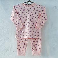 Пижама детская Donella Турция для девочки на 0/1 год | 1 шт.