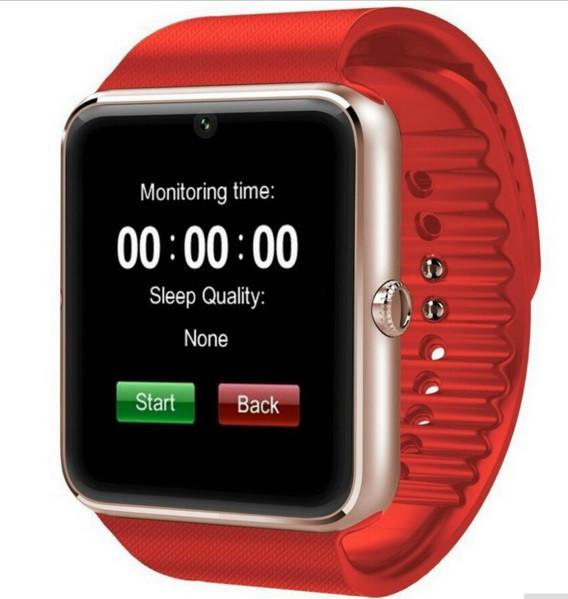 Смарт часы GT08 red