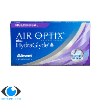 Контактные линзы Air Optix plus HydraGlyde Multifocal