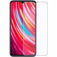 Защитное стекло Xiaomi Redmi Note 8 Pro прозрачное (Ксиоми Редми Ноте 8 Про)