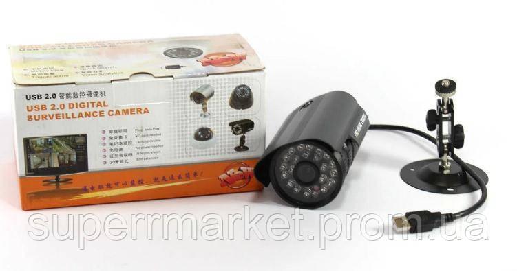 PROBE L-6201D наружная usb камера видеонаблюдения с ночным видением