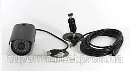PROBE L-6201D наружная usb камера видеонаблюдения с ночным видением, фото 2