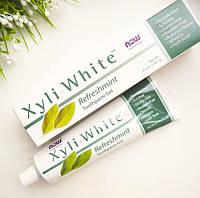 Now Foods, зубная паста отбеливающая 181г, зубна паста, Toothpaste Gel