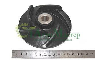 Крыльчатка водяного насоса (Д-160, Т-130, Т-170)
