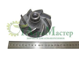 Крыльчатка водяного насоса (236-1307032-В) (чугун) ЯМЗ-7511