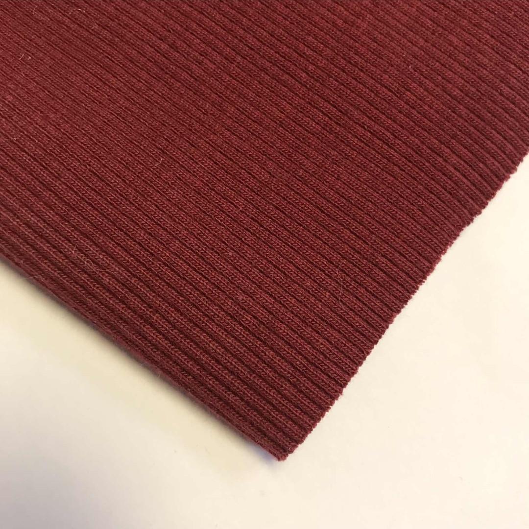 трикотажная ткань кашкорсе бордовый, купить в нашем магазине