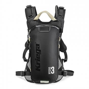 Гидро-рюкзак KRIEGA HYDRO-3 black