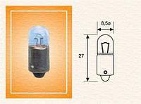 Лампа накаливания, задний гарабитный огонь; Лампа накаливания, стояночные огни / габаритные фонари;
