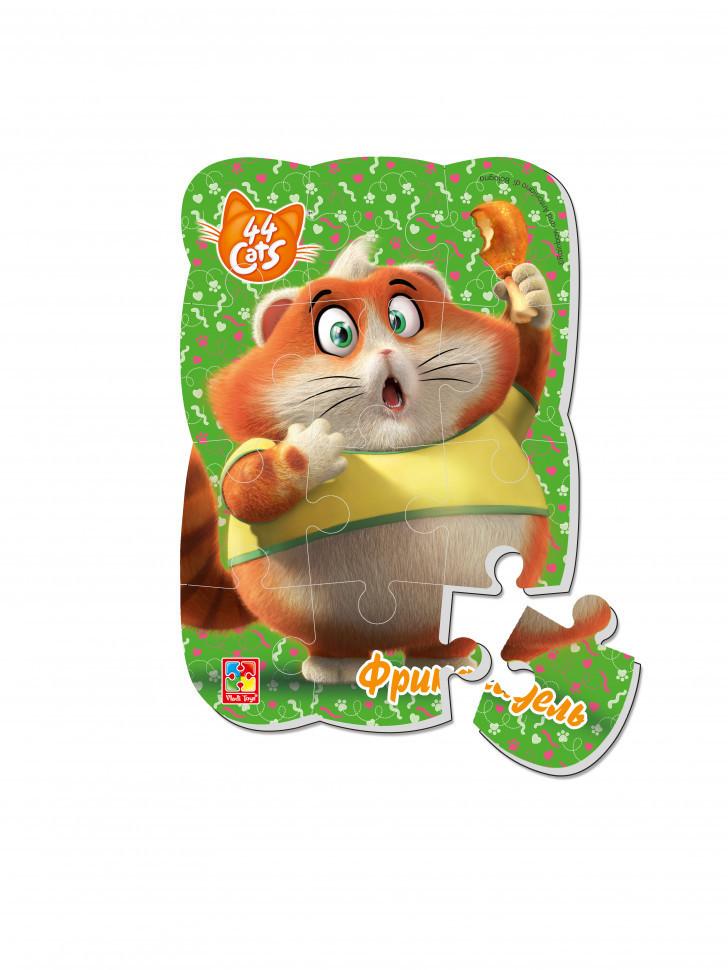 "Пазлы магнитные А5 ""44 Cats"" VT3205 (""Фрикадель"" (укр))"