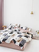 Комплект постельного белья Vip сатин лайт Tм Love  You TI190688